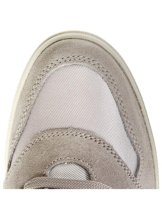 Geox Geox Sneakersy D Eleni B D4467B 0AS22 C1010 Szary
