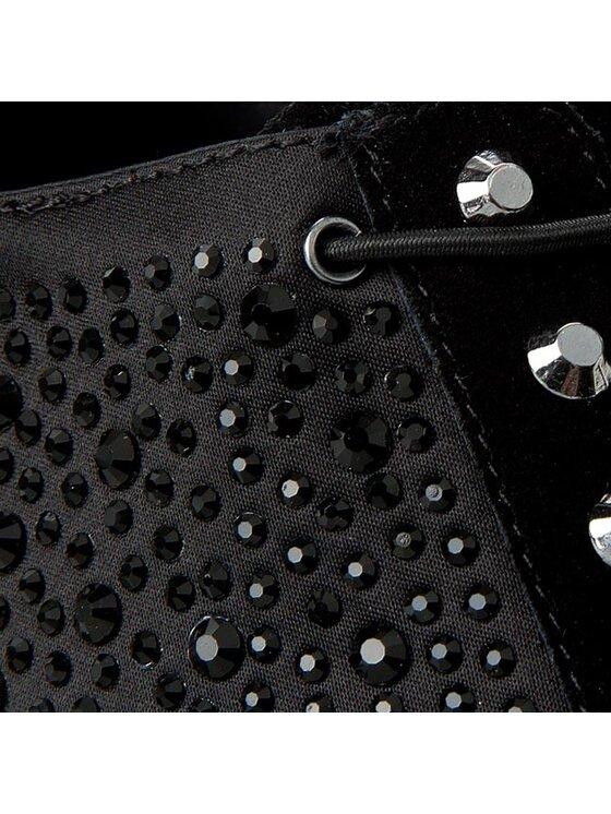 Liu Jo Liu Jo Sneakersy Sneaker Aura S16147 T0380 Černá