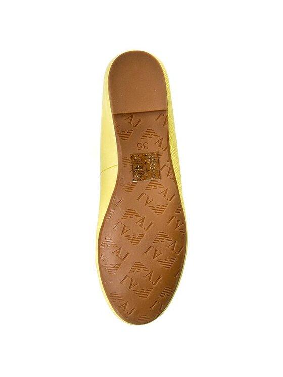 Armani Jeans Armani Jeans Balerinos A5528 29 59 Geltona