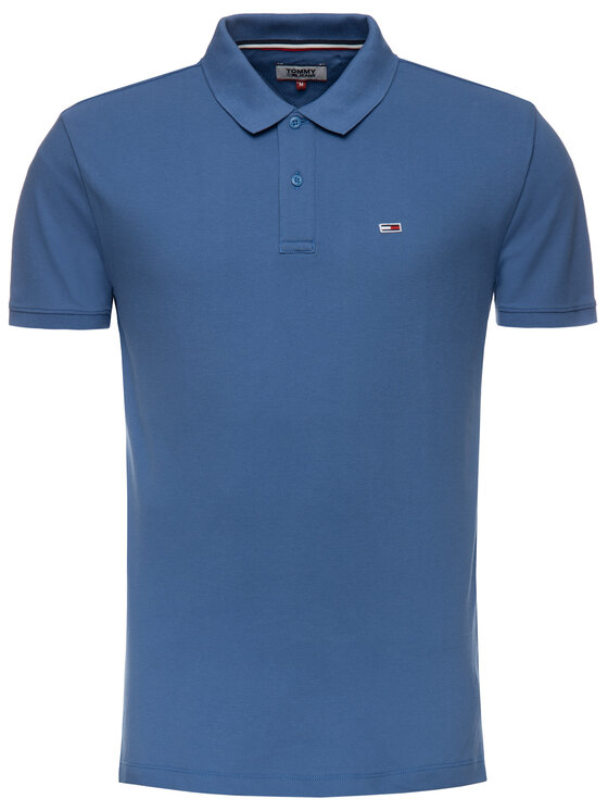 Tommy Jeans Tommy Jeans Polo DM0DM06112 Blu scuro Regular Fit