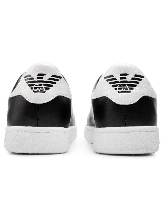 EA7 Emporio Armani EA7 Emporio Armani Sneakersy XSX006 XCC53 A120 Czarny