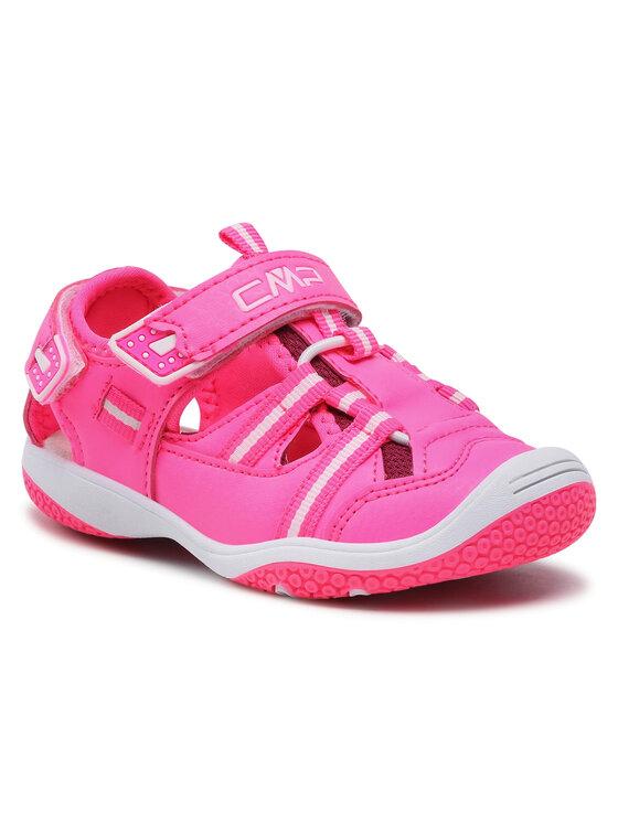 CMP Basutės Baby Naboo Hiking Sandal 30Q9552 Rožinė