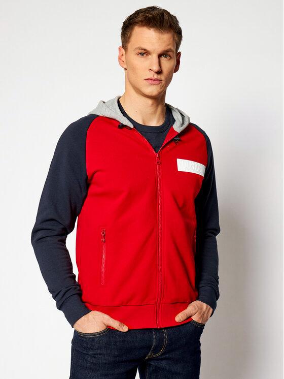 Colmar Džemperis About 8201 5TK Raudona Regular Fit