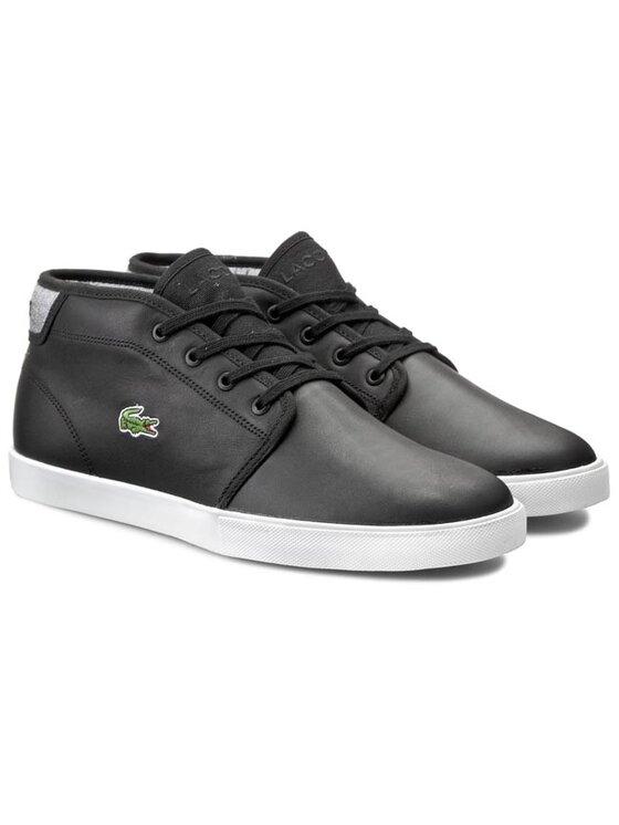 Lacoste Lacoste Sneakersy Ampthill 116 2 SPM 7-31SPM0082024 Czarny