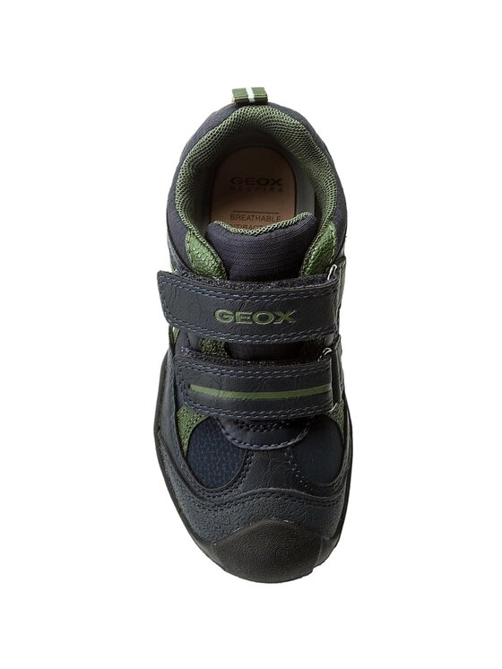 Geox Geox Batai J N. Savage B.A J741VA 0FU54 C4248 S Tamsiai mėlyna