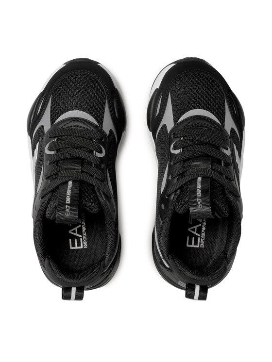 EA7 Emporio Armani EA7 Emporio Armani Sneakersy XSX012 XOT31 B168 Czarny