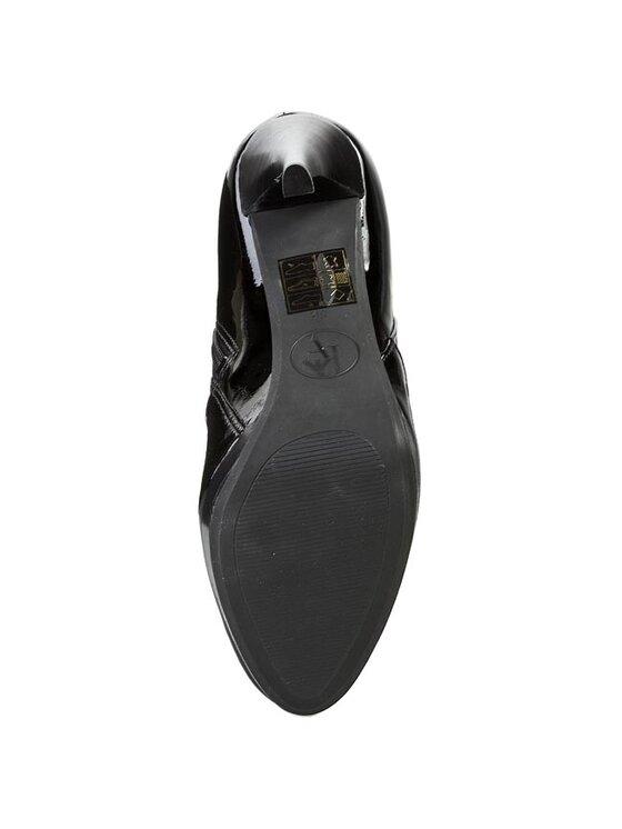 Armani Jeans Armani Jeans Μποτάκια Z55D7 30 12 Μαύρο
