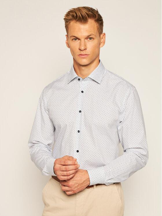 Pierre Cardin Marškiniai 5722/000/27204 Balta Modern Fit