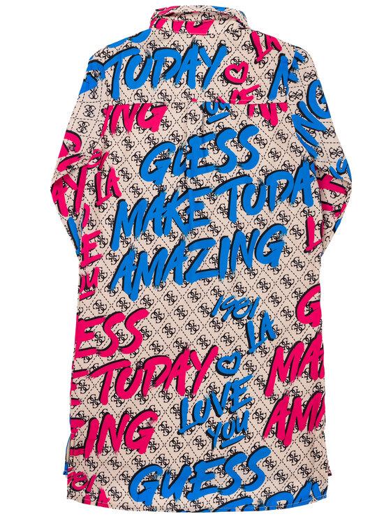 Guess Guess Hétköznapi ruha J01K10 WBVM0 Színes Regular Fit