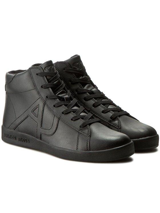 Armani Jeans Armani Jeans Sneakersy 935566 CC500 00020 Czarny