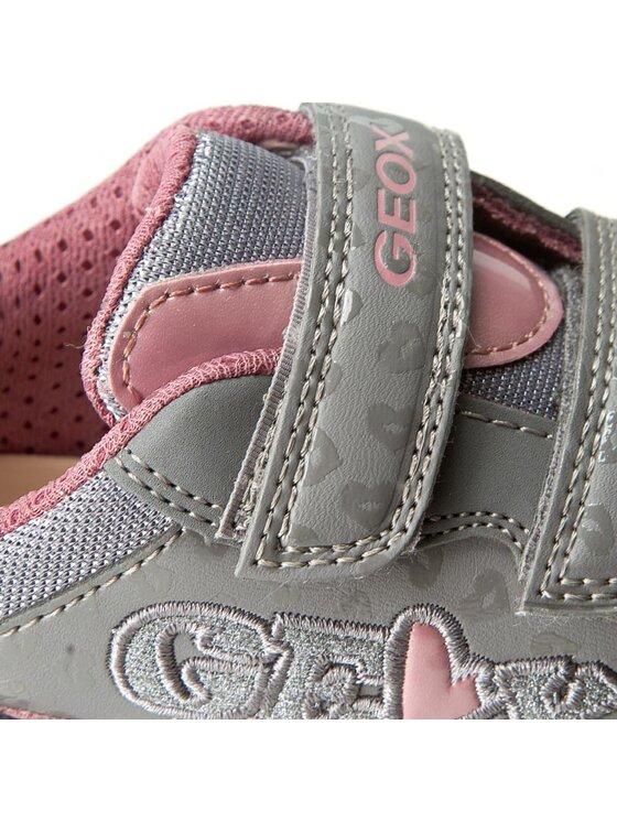 Geox Geox Pantofi J Shuttle G.E J6406E 0BC50 C1322 Gri