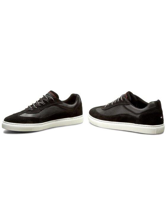 Tommy Hilfiger Tommy Hilfiger Sneakersy Mount 8C FM56821267 Černá