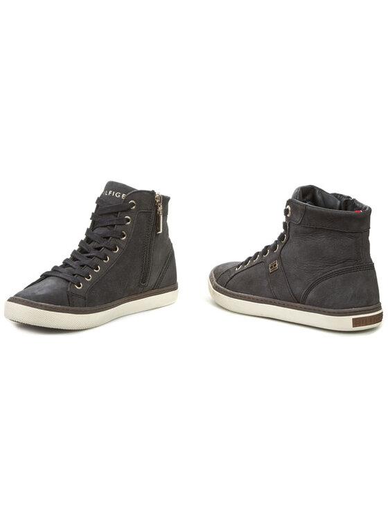 Tommy Hilfiger Tommy Hilfiger Sneakersy Shelly 3N FW56817801 Czarny