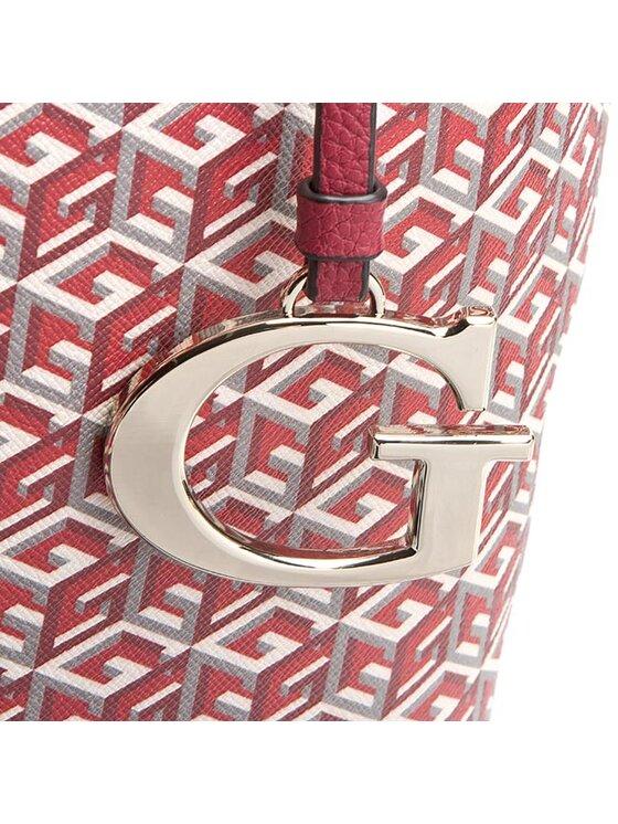 Guess Guess Handtasche G Cube (Dg G-Medium Tote) HWDG45 63230 Rot