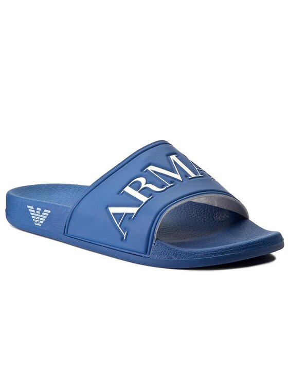 Armani Jeans Armani Jeans Šlepetės 935097 7P440 15232 Tamsiai mėlyna