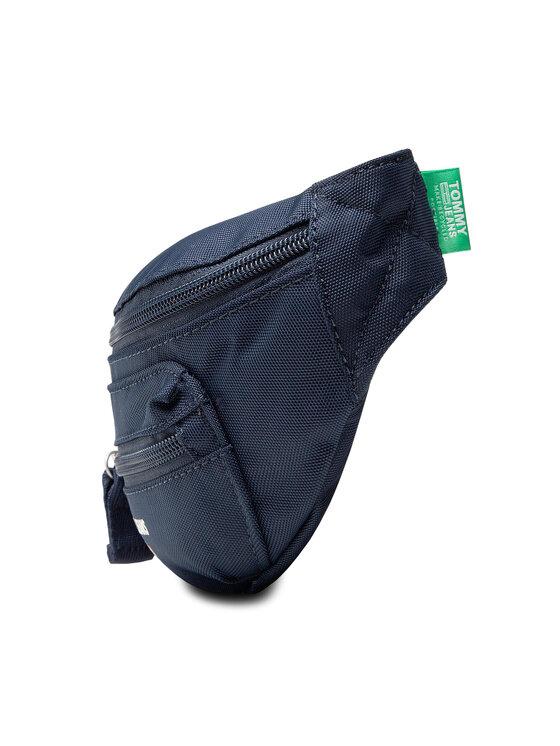Tommy Jeans Tommy Jeans Saszetka nerka Tjw Essential Bumbg AW0AW10663 Granatowy