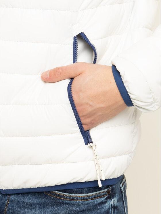 Pepe Jeans Pepe Jeans Μπουφάν πουπουλένιο Rick PM402138 Λευκό Regular Fit