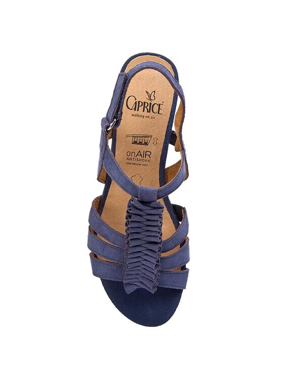Caprice Caprice Sandali 9-28108-24 Blu