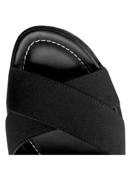 Calvin Klein Calvin Klein Σανδάλια Yvette N10070 Μαύρο