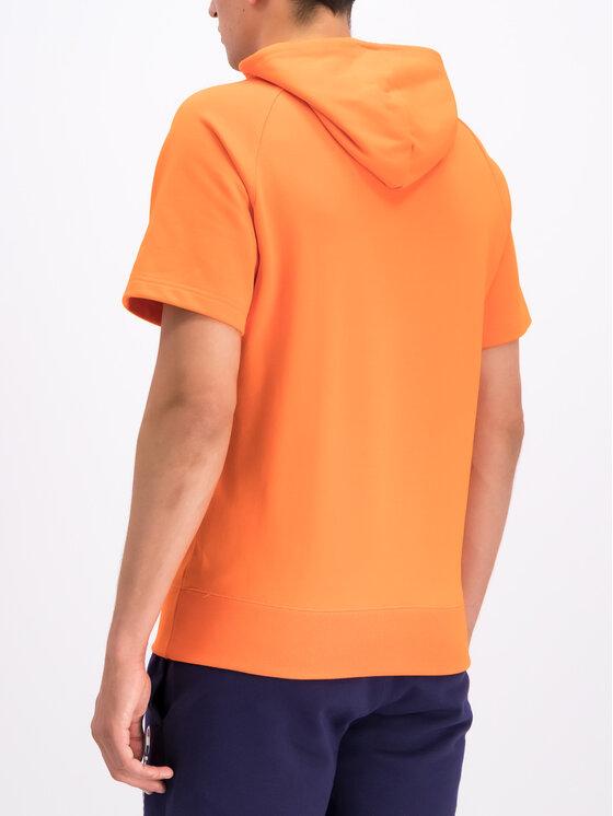 Champion Champion Sweatshirt 212945 Orange Comfort Fit