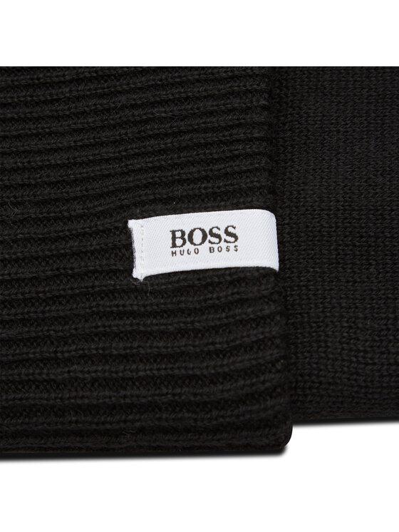Boss Boss Czapka J21220 Czarny