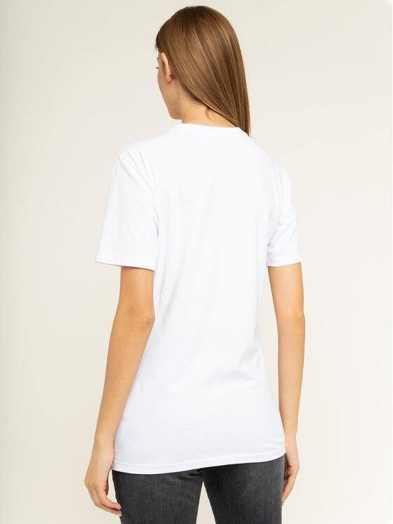 Armani Exchange Armani Exchange T-Shirt 6GYTAG YJ73Z 1000 Λευκό Slim Fit