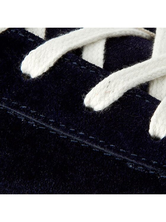 Gant Gant Tenisówki Rugger 12633145 Granatowy