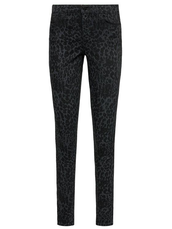 DKNY DKNY Jeansy Skinny Fit P0BKJ602 Czarny Skinny Fit