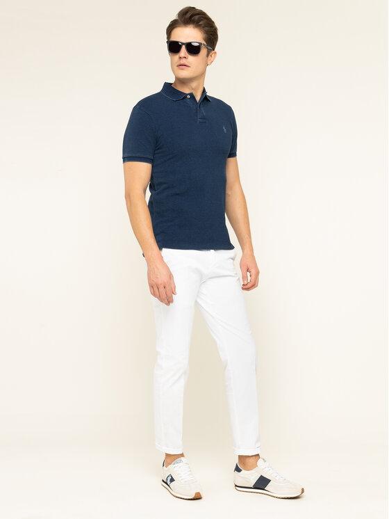Polo Ralph Lauren Polo Ralph Lauren Polo 710536856202 Blu scuro Slim Fit