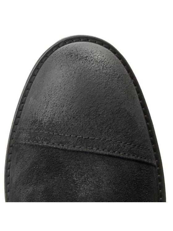 Tommy Hilfiger Tommy Hilfiger Šnurovacia obuv Curtis 5AS FM56820209 Čierna