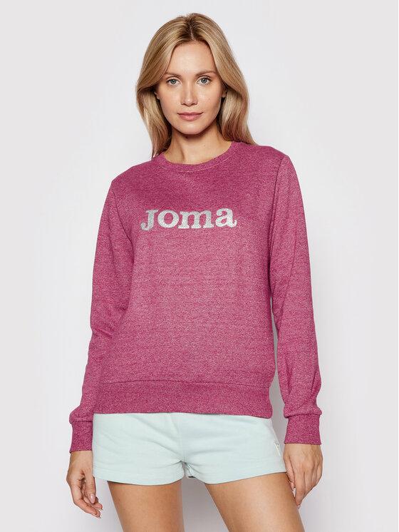 Joma Džemperis Symi 500191.523 Rožinė Regular Fit