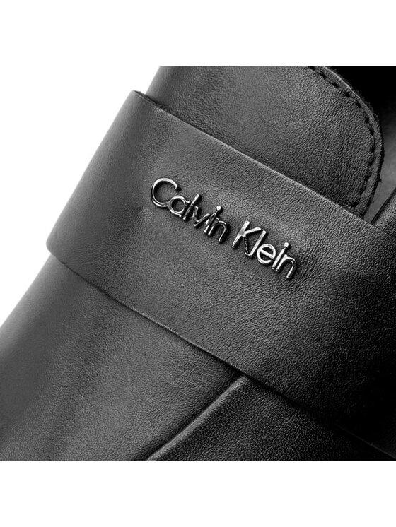 Calvin Klein Calvin Klein Félcipő Zafar O11024 Fekete