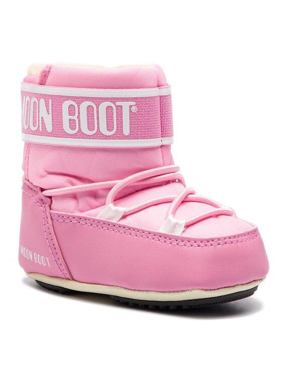 Moon Boot Sniego batai Crib 2 34010200004 Rožinė