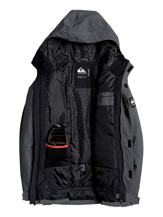 Quiksilver Quiksilver Veste de snowboard Mission EQYTJ03221 Gris Modern Fit