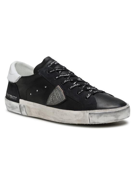 Philippe Model Laisvalaikio batai Prsx PRLU MA01 Juoda