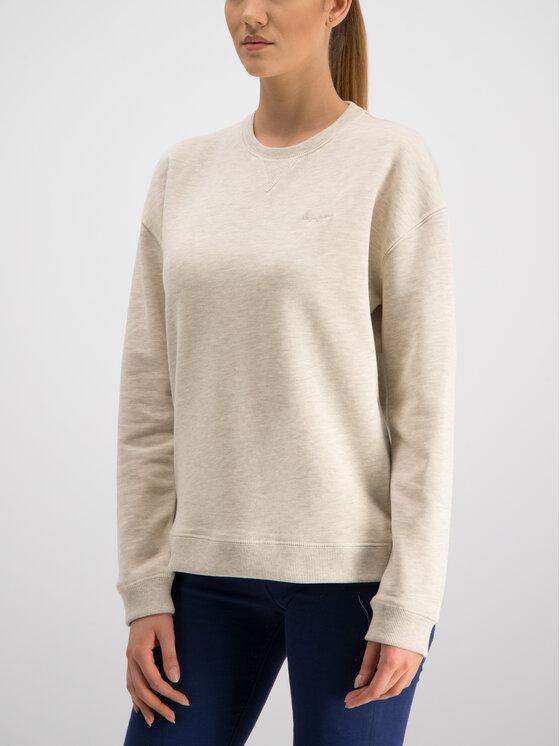 Pepe Jeans Pepe Jeans Sweatshirt PL580546 Beige Regular Fit