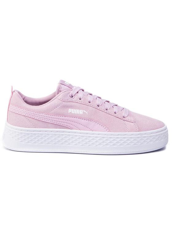 Puma Puma Sneakersy Smash Platform Sd 366488 06 Růžová