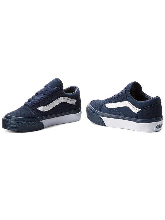 Vans Vans Sneakers aus Stoff Old Skool VN0A38HBQ7I Dunkelblau