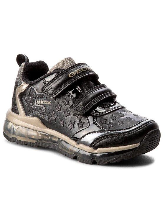 Geox Geox Обувки J Android G. A J6445A 0AJ02 C9999 Черен