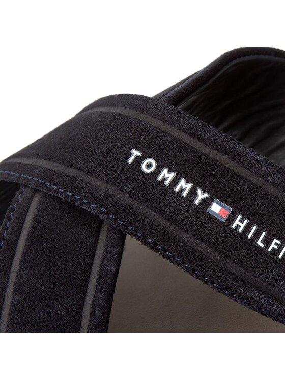 Tommy Hilfiger Tommy Hilfiger Παντόφλες Bari 5B FM0FM00590 Σκούρο μπλε