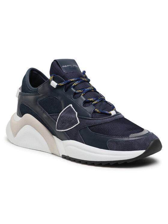 Philippe Model Laisvalaikio batai Eze EZLU WK11 Tamsiai mėlyna