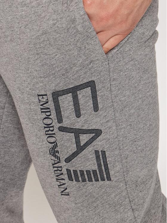 EA7 Emporio Armani EA7 Emporio Armani Spodnie dresowe 3KPP53 PJ05Z 3905 Szary Regular Fit