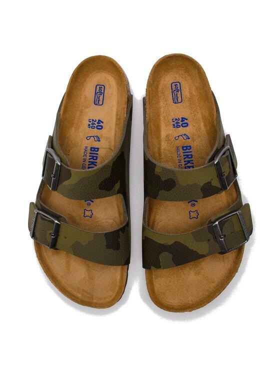 Birkenstock Birkenstock Mules / sandales de bain Arizona Bs 1013013 Vert
