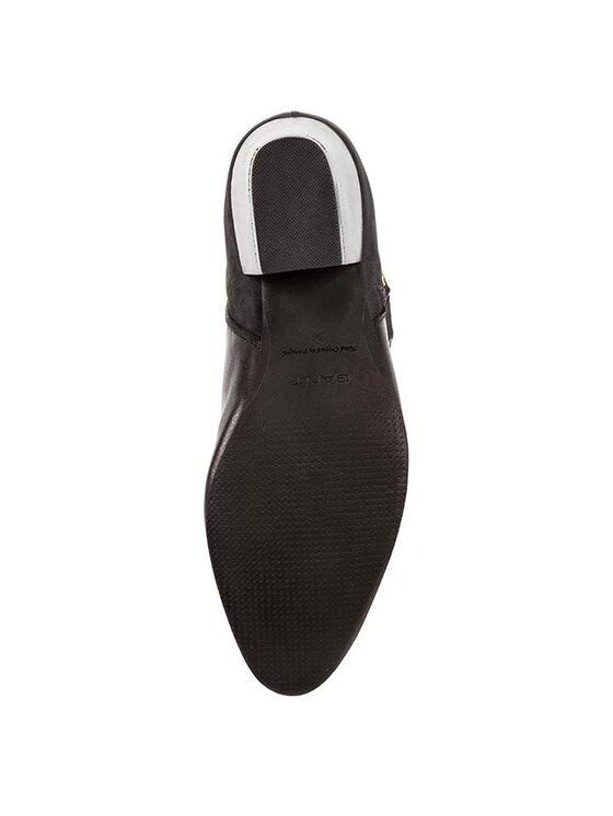 Gant Gant Členková obuv Isa 09551361 Čierna