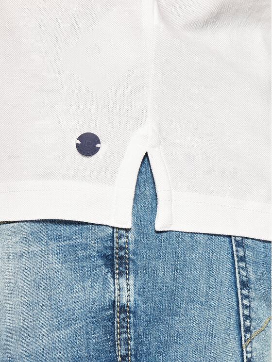 Pierre Cardin Pierre Cardin Polo 52114/000/1225 Bianco Modern Fit