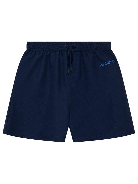 Kenzo Kids Plaukimo šortai K24019 S Tamsiai mėlyna Regular Fit