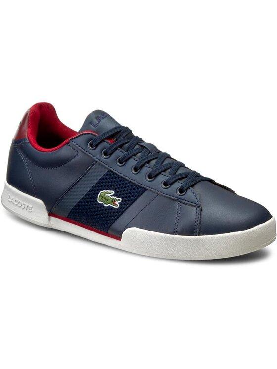 Lacoste Lacoste Sneakersy Deston 316 1 7-32SPM0006003 Granatowy