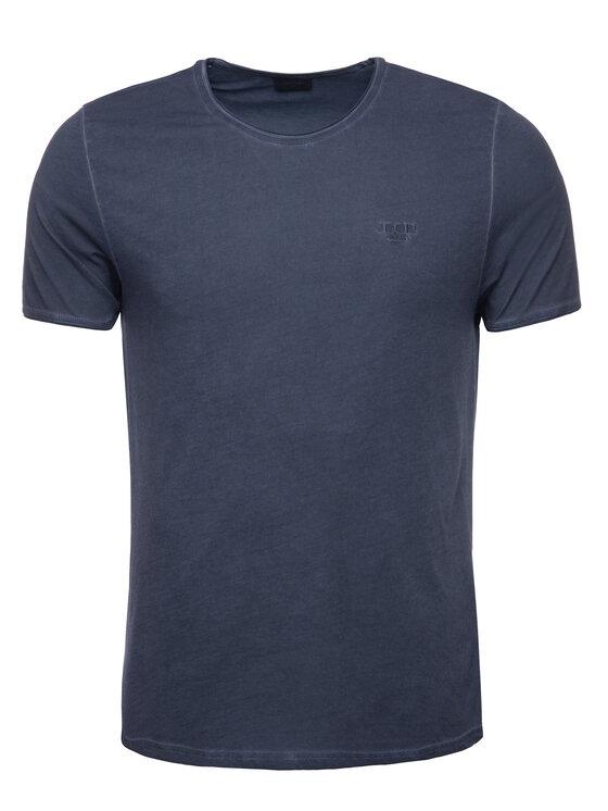 Joop! Jeans Joop! Jeans T-Shirt 30008485 Tmavomodrá Regular Fit