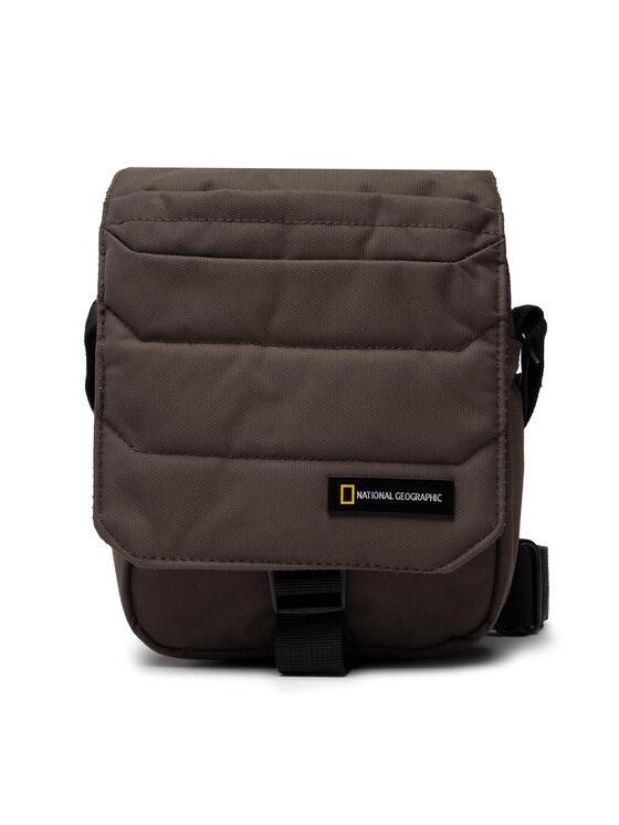 National Geographic National Geographic Saszetka Utility Bag Whit Flap N00705.11 Zielony