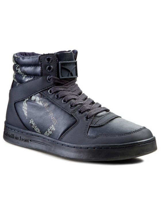Calvin Klein Jeans Calvin Klein Jeans Sneakersy Perico SE8275 Tmavomodrá